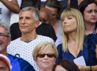Les Bleues éliminées devant Nagui et sa compagne Mélanie Page