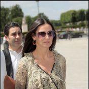 La superbe Demi Moore et ses filles à Paris... pour une visite très privée !