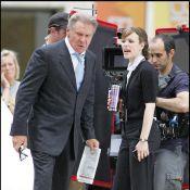 Harrison Ford ne supporte pas Rachel McAdams... et le lui montre bien !