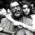 Sofia Coppola et son père Francis Ford !