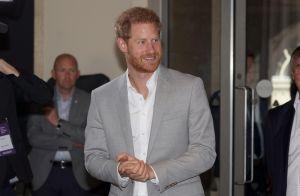 Le prince Harry, jeune papa lucide :