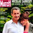 """""""Paris Match"""" en kiosques le 4 juillet 2019."""