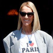 Céline Dion à Paris : elle porte le collier culte de Titanic, 22 ans après