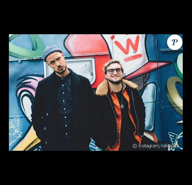 Mcfly et Carlito sur Instagram.
