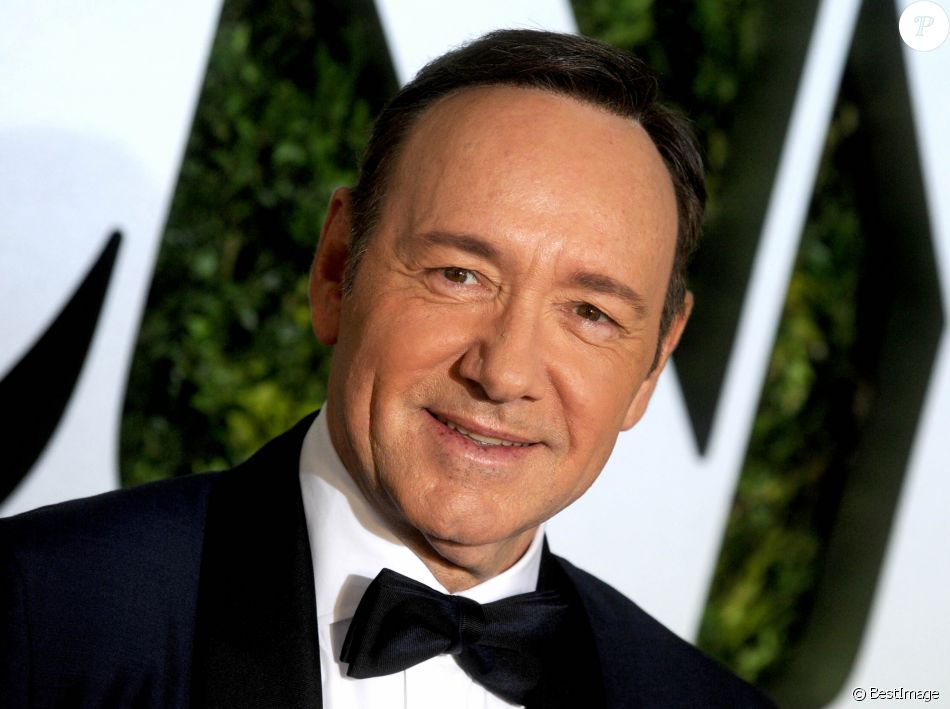 Kevin Spacey :