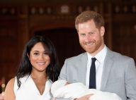 Baptême d'Archie : Un parrain révélé, au grand dam d'Harry et Meghan ?