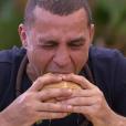 """Brahim Asloum - """"Je suis une célébrité, sortez-moi de là"""", sur TF1. Le 30 juillet 2019."""