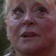 """Sloane en larmes - """"Je suis une célébrité, sortez-moi de là"""", sur TF1. Le 30 juillet 2019."""