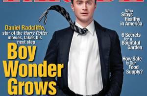 Daniel Radcliffe : Harry Potter va avoir 20 ans... Il est devenu un homme et le montre !