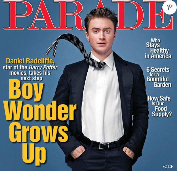 Le numéro du 28 juin 2009 de Parade avec Daniel Radcliffe en couverture