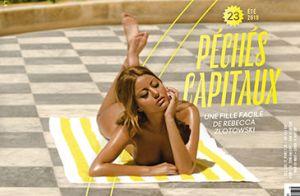 Zahia Dehar : Toute nue au soleil, avec Leonardo DiCaprio