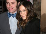 Sarah Jessica Parker et Matthew Broderick ont ramené leurs jumelles à la maison...