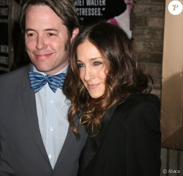 Sarah Jessica Parker et Matthew Broderick