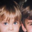 Ophélie Meunier et son grand frère Edouard. Des photos dévoilées le 13 juillet 2019.