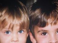 Ophélie Meunier enfant avec son frère Édouard : des tendres clichés dévoilés