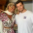 Carole Margeridon présente son fils Alexandre sur Instagram, le 14 juillet 2019