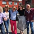"""Caroline Margeridon et l'équipe d'""""Affaire conclue"""", le 29 mai 2019"""