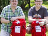 Pékin Express 2019 : Qui sont Patrice et Benjamin, le père et le fils ?