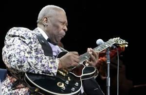 B.B. King : à 83 ans, la légende du blues n'a toujours pas fini sa tournée d'adieu ! Superbe !