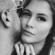 Anaïs Camizuli avec son mari Sultan, sur Instagram, le 5 avril 2019