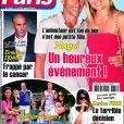 """Couverture du magazine """"Ici Paris"""", numéro du 17 juillet 2019."""