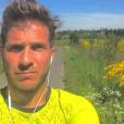 "Ludovic de ""Pékin Express"" en plein jogging, le 2 juin 2019"