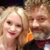 Michael Sheen bientôt papa à 50 ans : Anna Lundberg (25 ans) est enceinte !