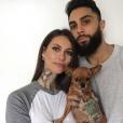 Fanny Maurer (Secret Story 6) présente Shalanda, son nouvel amoureux, sur Instagram.