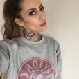 Fanny Maurer dévoile son nouveau tatouage