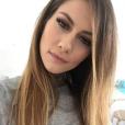 Fanny Maurer : Encore une selfie pour la jolie Secrétiste