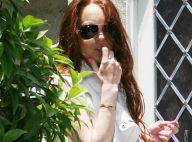 Lindsay Lohan met les voiles à toute vapeur avec un jeune inconnu... Mais que fait Samantha ?