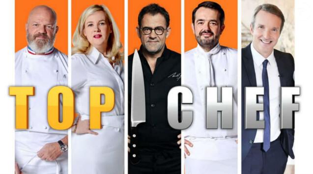 Jury de l'émission Top Chef, M6.