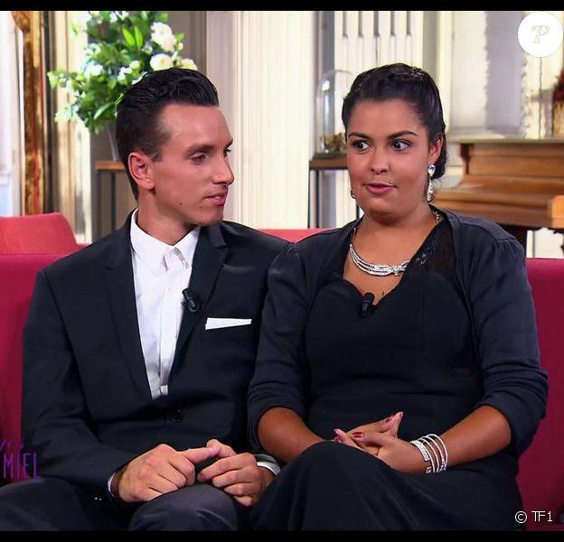 Lydia et Antoine (4 mariages pour 1 lune de miel) ont répondu aux critiques.