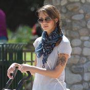 """Jessica Alba : Ses tatouages qu'elle regrette, """"le cachet de la traînée"""""""