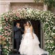 Le fils de Robin Williams, Cody Williams, a épousé Maria Flores le 21 juillet 2019.