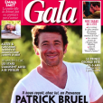 "Patrick Bruel en couverture de ""Gala"" (N°1363)"