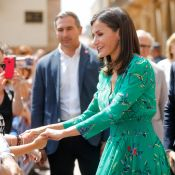 Letizia d'Espagne : Son dernier look d'été est français et soldé
