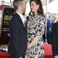 Anne Hathaway et son mari Adam Shulman - Anne Hathaway reçoit son étoile sur le Walk Of Fame dans le quartier de Hollywood à Los Angeles, le 9 mai 2019 Anne Hathaway Honored With Star On The Hollywood Walk Of Fame in Hollywood, California. 9th may 201909/05/2019 - Los Angeles