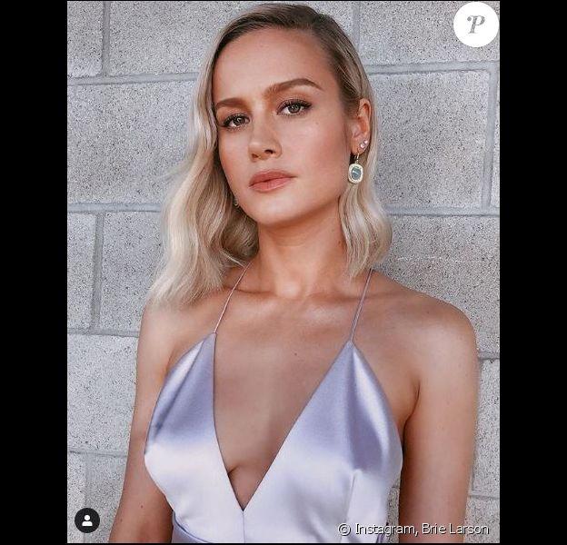 L'actrice Brie Larson est amoureuse et a été aperçue avec un jeune homme le 30 juillet 2019.