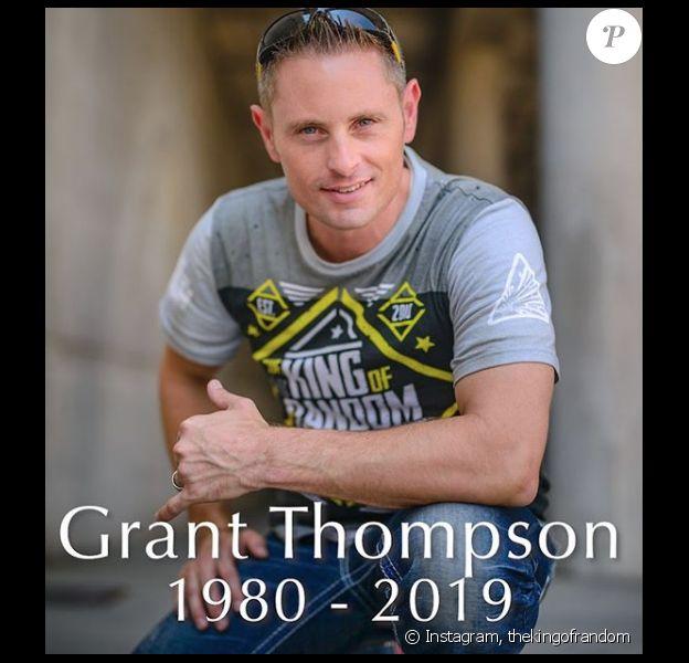 Grant Thompson (The King of Random) sur Instagram.