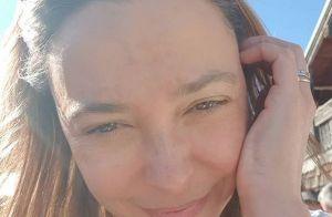 Sandrine Quétier : Bronzée et sans maquillage en Corse, ses vacances mémorables