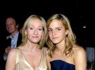Emma Watson : Tendres retrouvailles avec J.K Rowling et Evanna Lynch