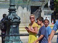 Britney Spears : Sortie en famille à Disneyland avec ses fils, Sean et Jayden
