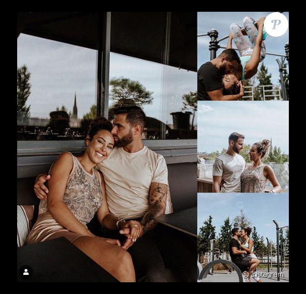 """Florian (""""Mariés au premier regard"""" saison 2) et Yamina (""""10 Couples parfaits"""") ont rompu en août 2019 après plus d'un de relation amoureuse."""