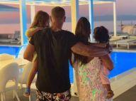 """Amel Bent : Au soleil avec ses filles et son mari, le """"meilleur des papas"""""""