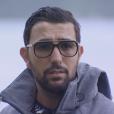 """Mounir lors de l'épisode """"Pékin Express 2019"""" du 1er août, sur M6"""
