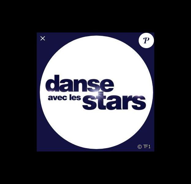 """Logo """"Danse avec les stars"""" sur le Twitter officiel de l'émission de TF1."""