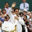 Le génial Roger Federer... de nouveau numéro 1 mondial !