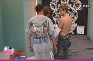 Secret Story 3 : Kevin, le boulet de la maison... s'est déjà fait démasquer ! Trop nul !