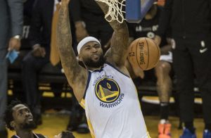 DeMarcus Cousins (Los Angeles Lakers) : La star de la NBA s'est mariée !